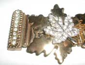 Maple Leaf Bracelet Closure