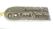 McClelland Barclay Hang Tag